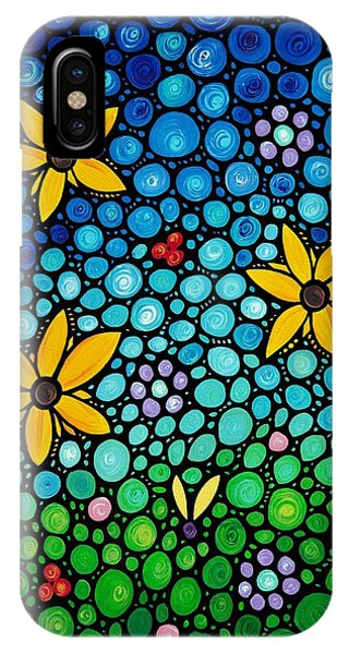 Floral iPhone Case - Spring Maidens by Sharon Cummings