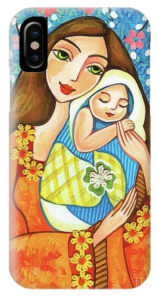 Spring Mother IPhone Case