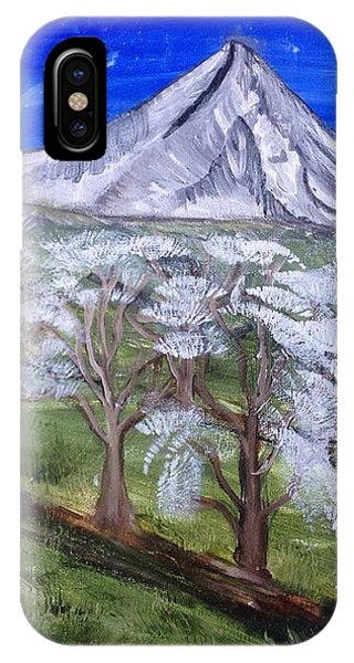 Spring On The Hood IPhone Case