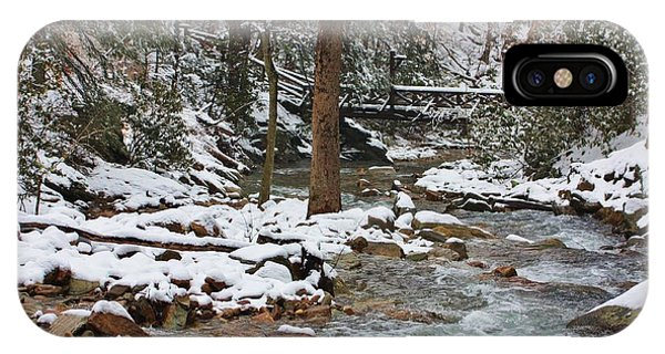 Catoctin Mountain Park iPhone Case - Spring Realy by Chuck  Hicks