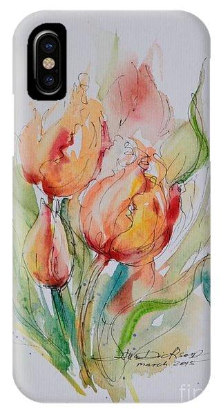 Spring Smiles IPhone Case