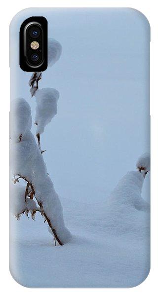 Spring Snow IPhone Case