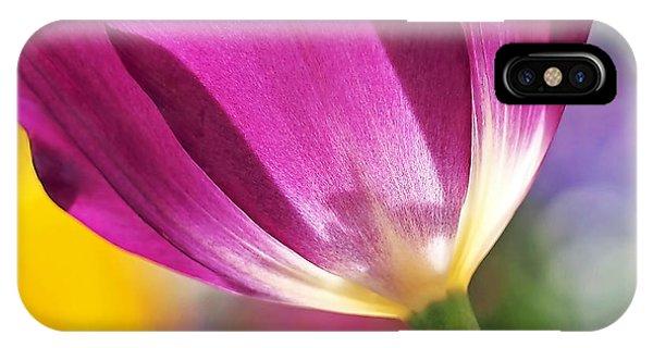 Spring Tulip - Square IPhone Case