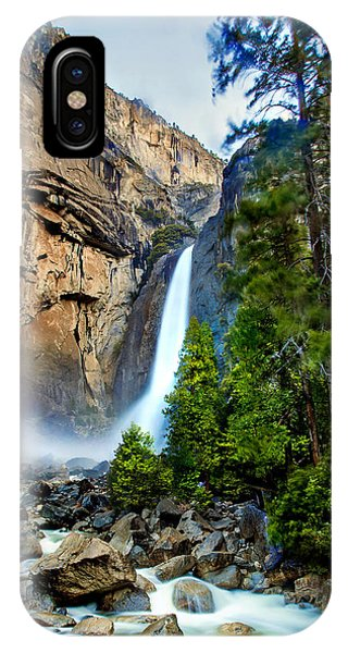 Nice iPhone Case - Spring Valley by Az Jackson