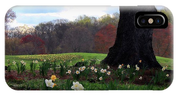 Springing Forward At Edgemont Golf Course IPhone Case