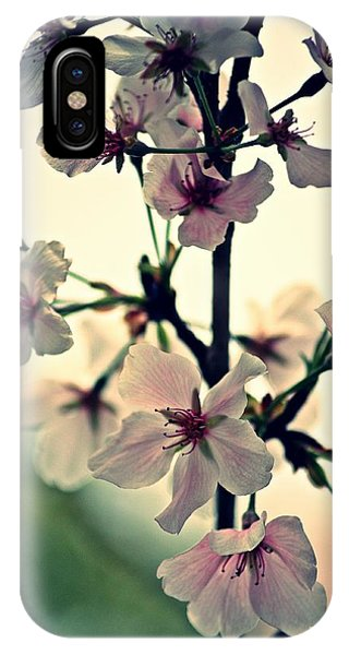 Spring's Delicate Dance IPhone Case
