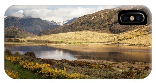 Springtime In New Zealand IPhone Case