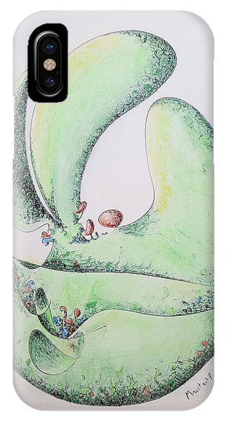 iPhone Case - Sprout by Dave Martsolf