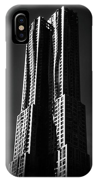 Gehry iPhone Case - Spruce Street By Gehry by Jessica Jenney