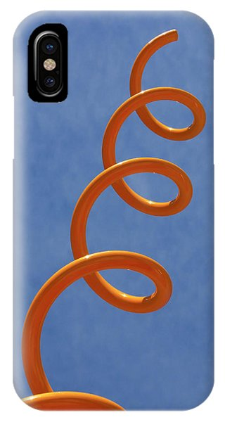 Sprung IPhone Case