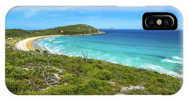 Wilsons Promontory iPhone Case - Squeaky Beach Victoria by Benny Marty