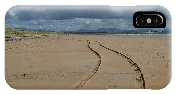 Srah Beach Claggan Island IPhone Case