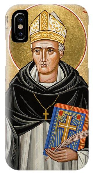 St. Albert The Great - Jcatg IPhone Case