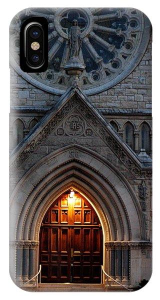 St Annes Church Phone Case by Teresa Blanton
