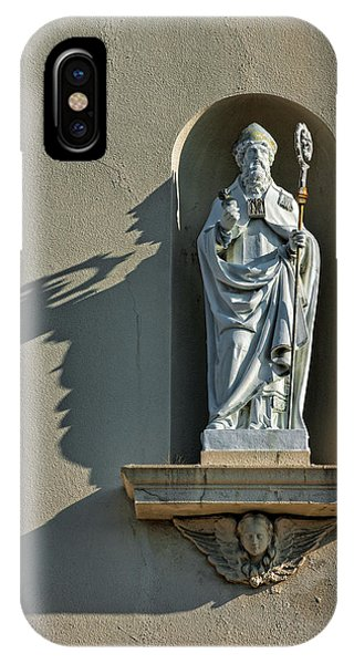 St. Augustine Of Hippo IPhone Case