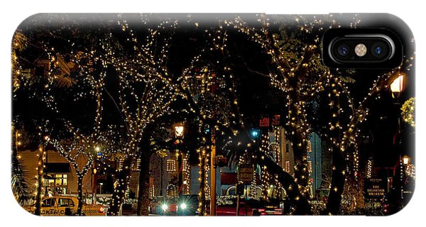 St. Augustinelights3 IPhone Case