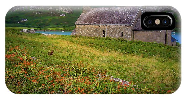 St. Brendan The Navigator Church Of Ireland In Crookhaven IPhone Case