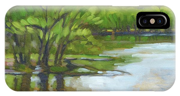 iPhone Case - St. Croix, Spring Flood by Kim Gordon