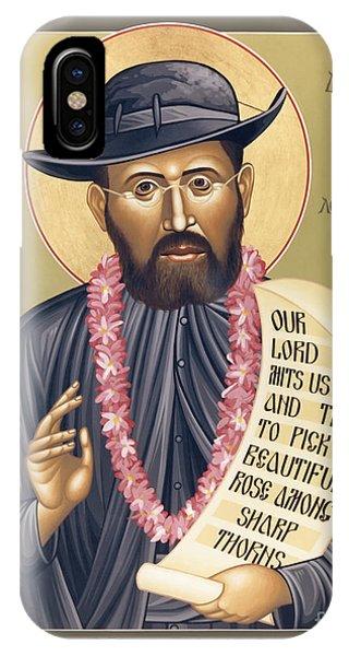 St. Damien The Leper - Rldtl IPhone Case
