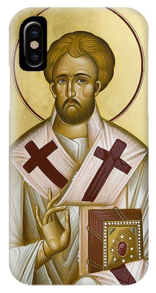 St Eleftherios IPhone Case