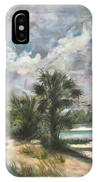 St. George Island IPhone Case