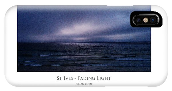 St Ives - Fading Light IPhone Case