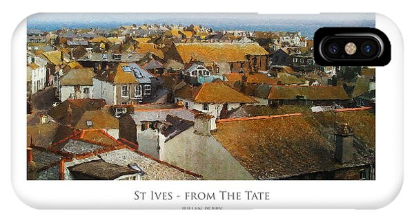 St Ives - From The Tate IPhone Case