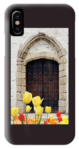 Marquette iPhone Case - St. Joan Of Arc Chapel by Art Spectrum