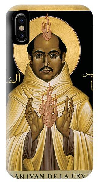 St. John Of The Cross - Rljdc IPhone Case