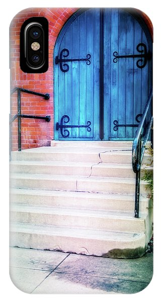 St. John's Door IPhone Case