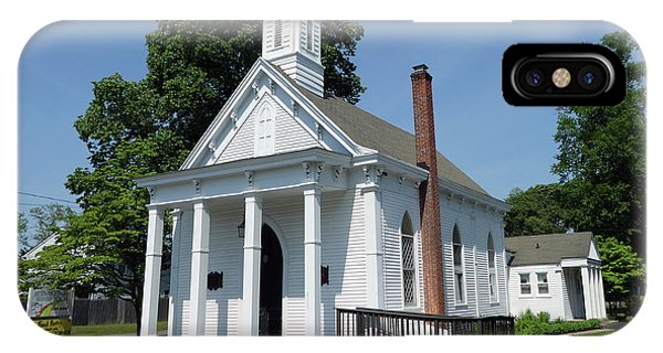St Johns Ev Lutheran Church  IPhone Case
