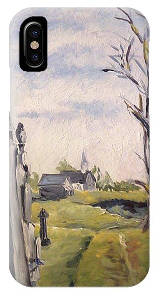 St. John's IPhone Case
