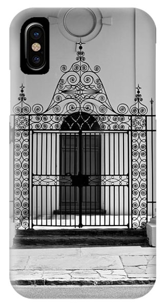Lutheran iPhone Case - St John's Lutheran Church Entrance by Dustin K Ryan