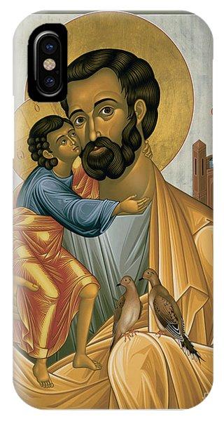 St. Joseph Of Nazareth - Rljnz IPhone Case