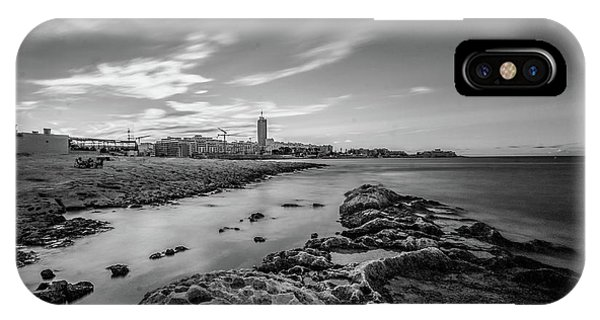 St. Julian's Bay View IPhone Case