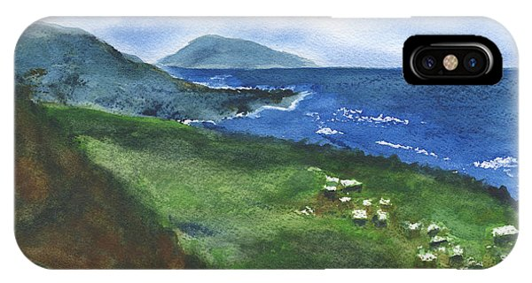 St Kitts View IPhone Case