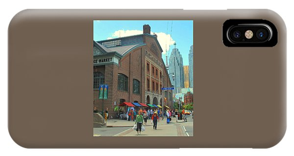 St Lawrence Market IPhone Case