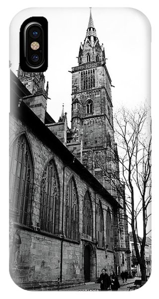 St. Lorenz Cathedral IPhone Case