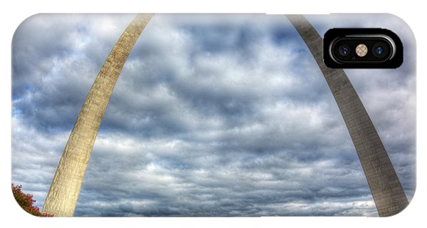 St. Louis Arch IPhone Case