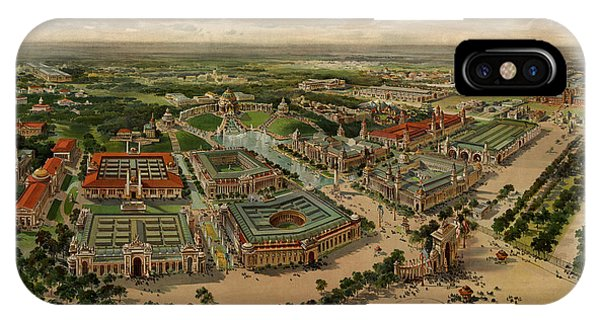 St. Louis Worlds Fair 1904 IPhone Case