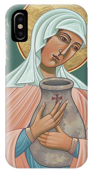 St Martha Of Bethany  IPhone Case