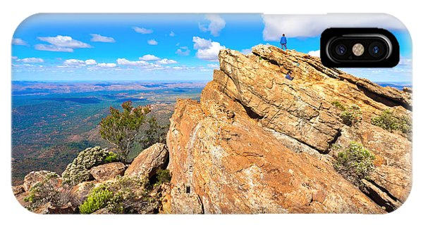St Mary Peak IPhone Case