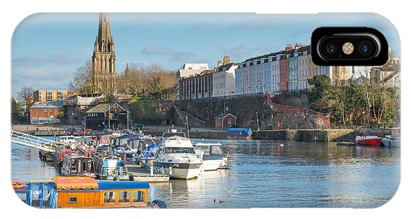 St Mary Redcliffe Church, Bristol IPhone Case