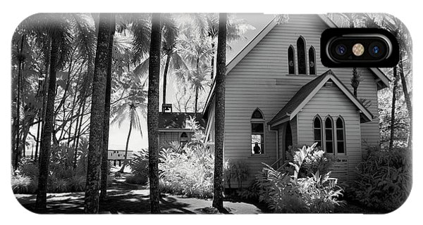 Far North Queensland iPhone Case - St Mary's By The Sea by Mel Brackstone