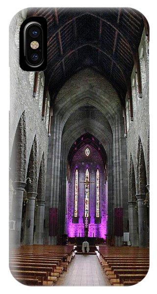 St. Mary's Cathedral, Killarney Ireland 1 IPhone Case