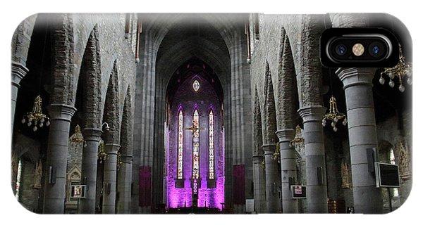 St. Mary's Cathedral, Killarney, Ireland 2 IPhone Case