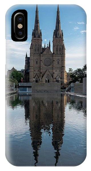 St Mary's Cathedral IPhone Case