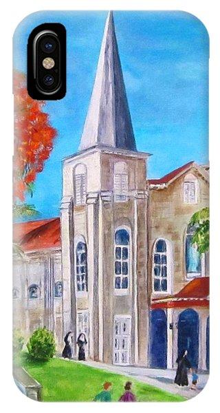 St. Mary's Catholic Church Key West IPhone Case