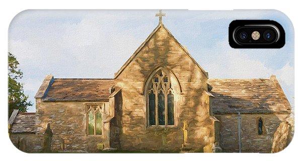 Dorset iPhone Case - St. Mary's Church by Roy Pedersen