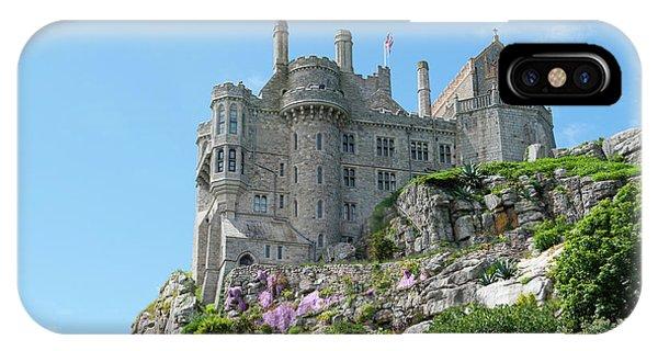 St Michael's Mount Castle IPhone Case
